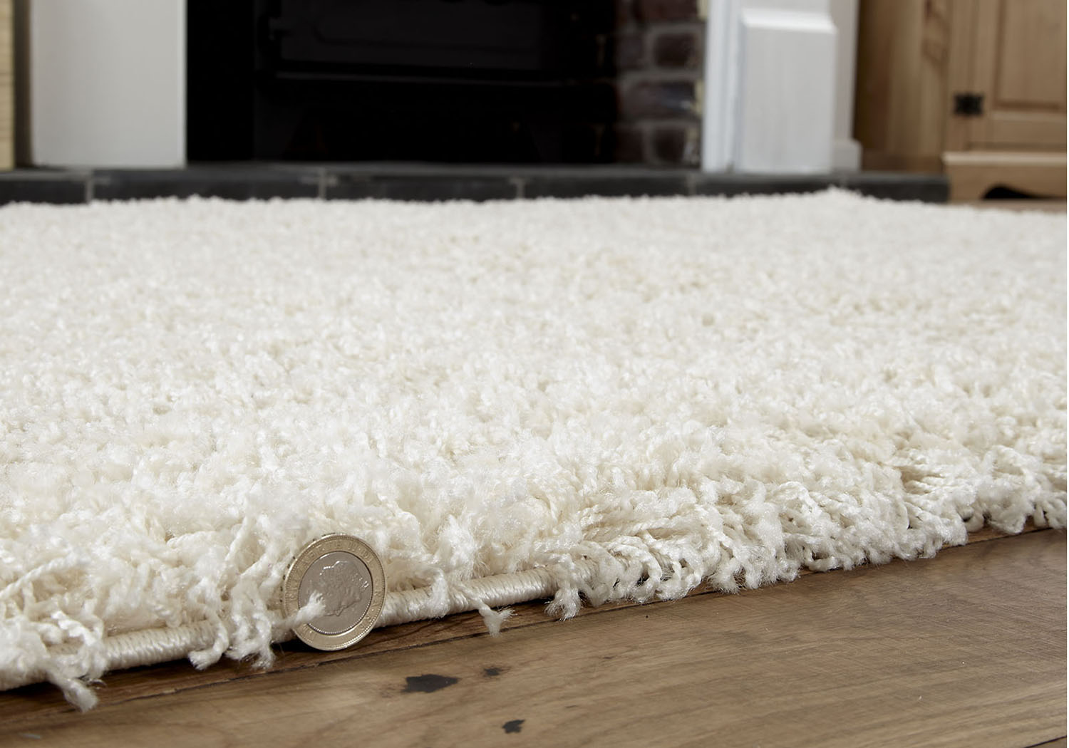 Ivory Rug Modern Small Extra X Large