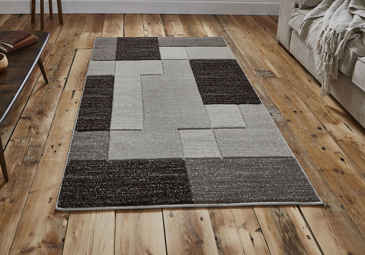 SMALL EXTRA LARGE RUNNER CARVED GREY RED OCHRE GEOMETRIC THINK AREA RUGS ONLINE